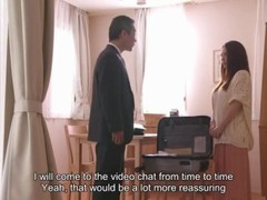 Fucked by a plumber 1  JAV English Subtitle Thumb