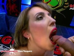 Monster cocks make hot MILF Daphne moan - German Goo Girls Thumb