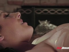 Angela White XXX Massage & Fuck Thumb