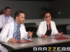 Brazzers - Doctor's Adventure - Krissy Lynn & Erik Everhard - Naughty Nurses Thumb