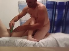 Stepdaddy making step daughter cum Thumb