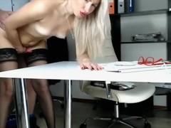 Deutscher Reality Porno im Büro Thumb