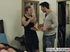 Digital Playground - Tricky blonde Nikki Delano Cheats on her bf with Erik Everhar Thumb
