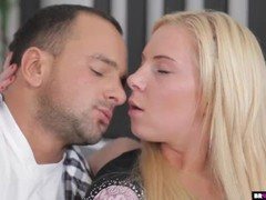 Angie Koks Gets Her Ass Crushed By Older Dude Thumb