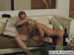 Digital Playground - Hot Blonde  Riley Steele, loves wine, netflix and big dicks Thumb