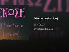 Enosi - Divertente (Ironico) Thumb