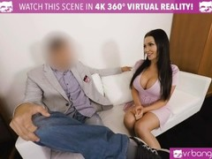 VRBangers Busty Patty Michova Casting Couch Gets Wild Thumb