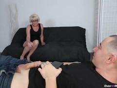Granny POV handjob Thumb
