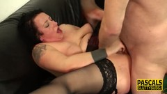 Throating milf sub banged Thumb