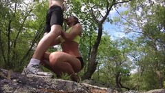 Cheaters Humping in the Woods Thumb